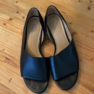 Naturalizer Black Sandals